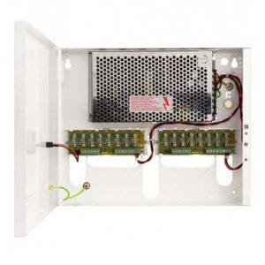 Τροφοδοτικό CCTV PULSAR PSDC161216T