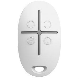 Ajax-SpaceControl-(White)-Τηλεχειριστήριο-με-Πλήκτρο-Πανικού
