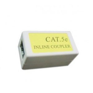 GEMBIRD-CAT5E-LAN-IN-LINE-COUPLER-ΛΕΥΚΟ