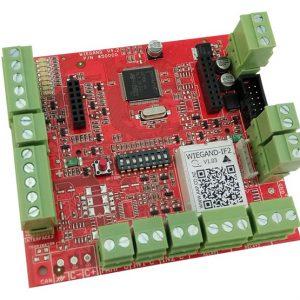 crow-r864-w-if2-pcb-πλακέτα-επέκτασης-access-control