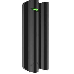 ajax-doorprotect-black-ασύρματη-μαγνητική-επαφή